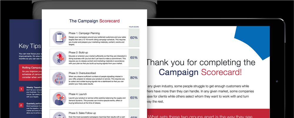 Campaign Scorecard