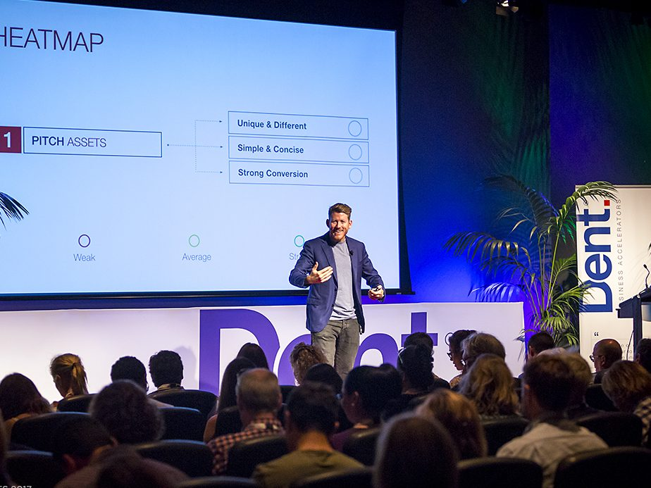 Dent develops entrepreneurs who stand out, scale up and make a positive impact.